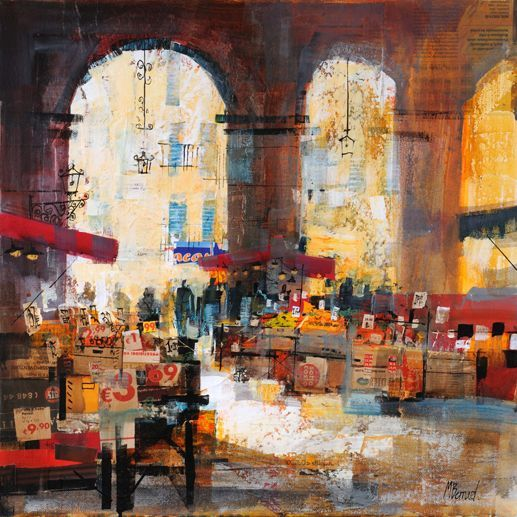 Mike Bernard Market in Umbria - Pictify - your social art network