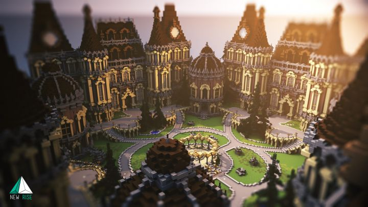 Hub - Place des Flandres Minecraft Project