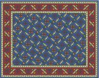 Gallery.ru / Фото #1 - Floral Path Carpet - azteca