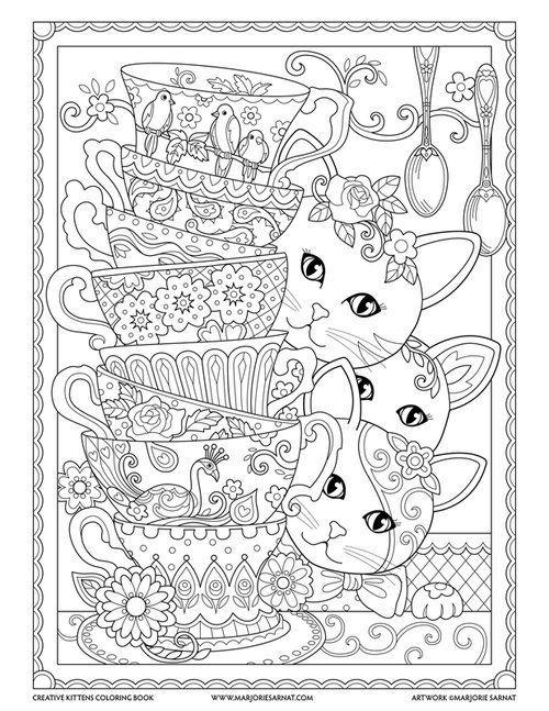 Pin By Aorin Hoshiya On Coloring Cat Coloring Book Kitten Coloring Book Coloring Books