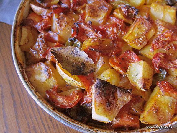 Patates Plaki