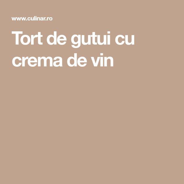 Tort de gutui cu crema de vin
