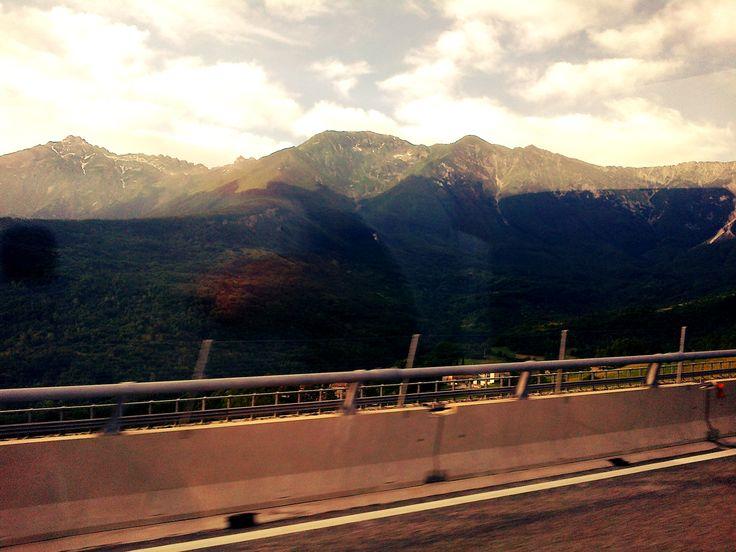 Grand Sasso - Apeniny * Italy *