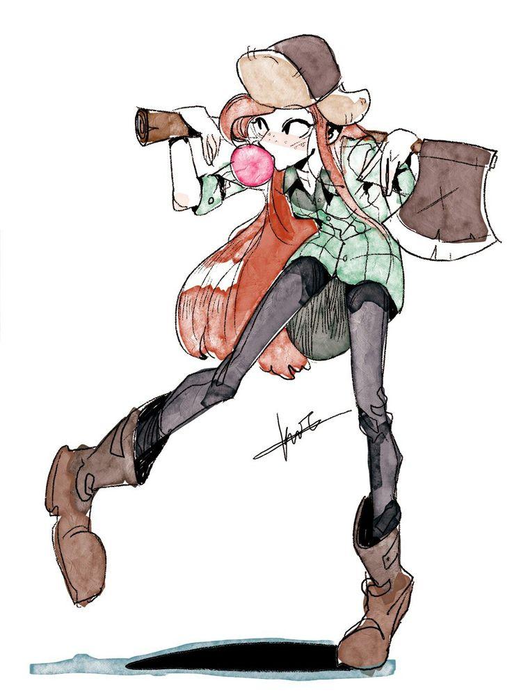 Gravity Falls: Wendy                                                                                                                                                                                 Más