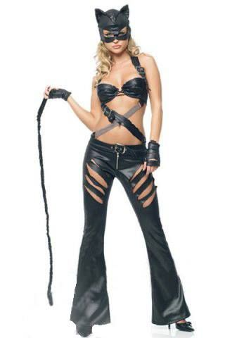 Catwoman Halloween Costume  www.Zabardo.com
