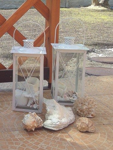 Pomysły na letnie dekoracje z muszelek! #muszle #dekoracje #lato #diy