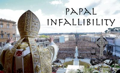 Infallibility does not mean that a pope is incapable of sin. All popes are human and therefore sinners.  Infallibility does not mean that the pope is inspired. Papal infallibility does not involve any special revelation from God. A pope learns about his faith in the same way that anyone else does – he studies.