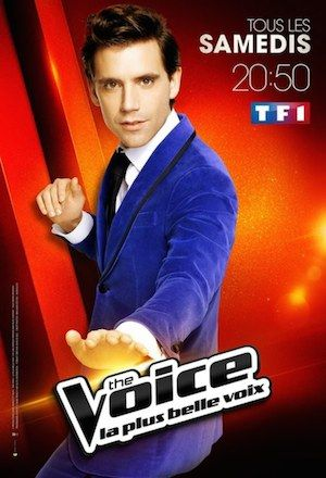 The Voice France 2014, judge