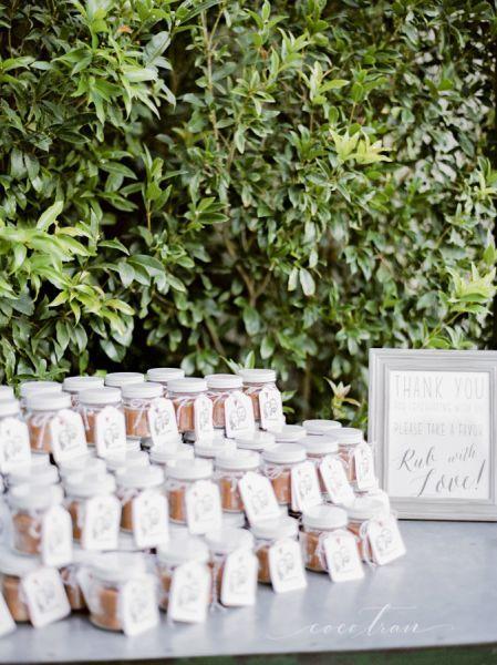 25 regali per gli invitati di nozze 2017: piccoli e grandi ricordi del tuo giorno più bello Image: 4