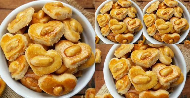 Resep Kue Kacang Renyah Tapi Langsung Meleleh Di Mulut Resep Spesial Resep Resep Kue Resep Masakan