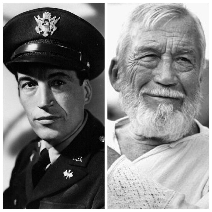 John Huston-Army Signal Corps-WW2-Captain and rose to rank of Major and received the Legion of Merit. (Film Director/Actor)