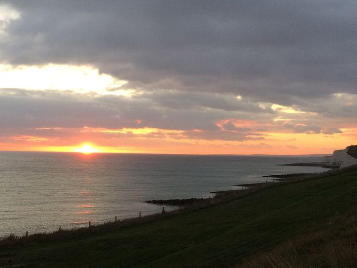 #sunset #saltdean