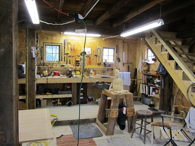 basement workshop workshops i admire pinterest
