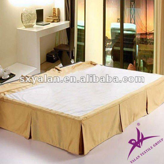 M s de 25 ideas incre bles sobre cortinas alrededor de la cama en pinterest cama cerrada - Como hacer una cama de hotel ...