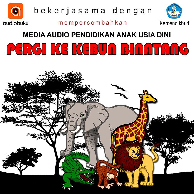 Audiobook Pendidikan Anak Usia Dini: Pergi Ke Kebun Binatang. Cerita ini dipersembahkan oleh Balai Pengembangan Media Radio Kemendikbud (BPMRPK) bekerjasama dengan audiobuku.com  Sebagai Media Audio Pendidikan Anak Usia Dini yang bisa dimanfaatkan oleh sekolah-sekolah PAUD di Indonesia.
