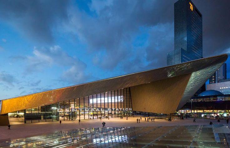 Rotterdam Central - 2014 Benthem Crouwel Architects