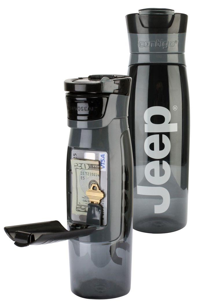 Jeep Gear: Product'24 oz. Contigo Water Bottle' I neeeeeeeeeeed this product!