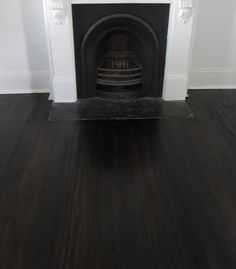 Stain: Expresso Timber: Baltic Pine Finish: Bona Traffic [satin]