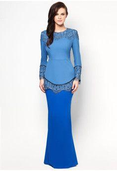 Chantilly Carina Baju Kurung
