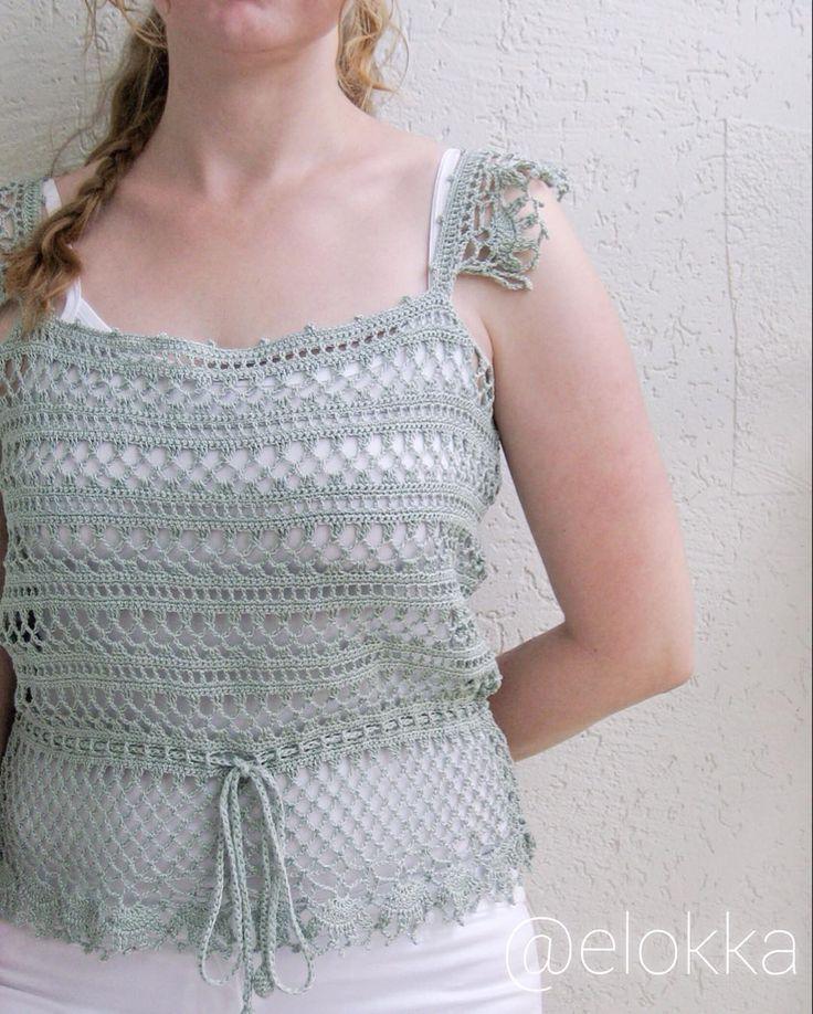 Ищет хозяйку лёгкий мятный топ из льняно-бамбуковой пряжи... This nice summer lace top for young girl. Available for adoption...   #вязаныйтоп #вязаныевещи #люблювязать #ручноевязание #вяжуипродаю #женскаяодежда #ручнаяработа #хендмейд #ярмаркамастеров #продается #crochettop #etsyseller #etsyshop #sale #etsyfashion #linen #knitstagram #knitaddict #crochet #crocheting #crochetaddict #crochetgeek #crochetlove #crochetlife #вязание #вязаниекрючком #вяжутнетолькобабушки #вяжу #ecolife…