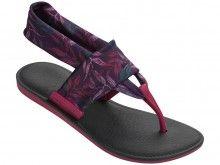 Zaxy fialové žabky Vibe Sandal Fem Purple - 875 Kč