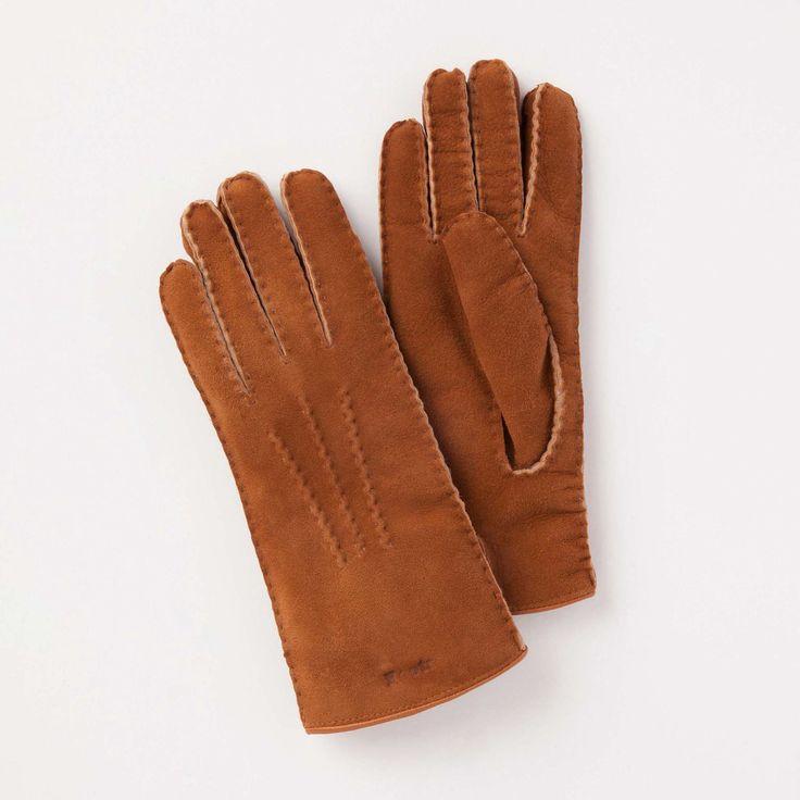 Womens Sheepskin Glove| Gloves | Roots