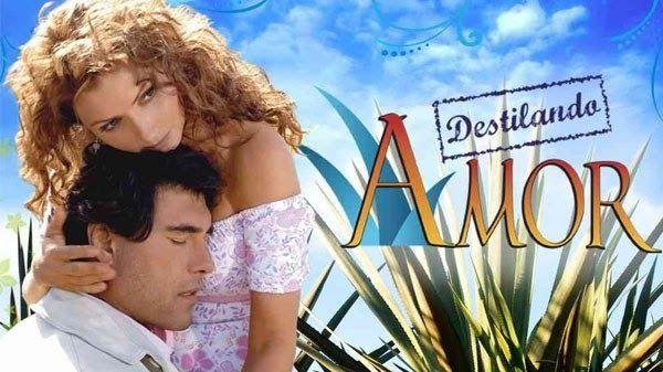 Destilando amor es una telenovela mexicana producida por Nicandro Díaz para Televisa bajo licencia de Canal RCN, la cual fue transmitida...