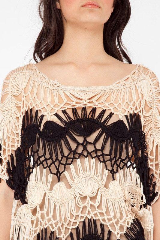 4872 best Crochet images on Pinterest | Filet crochet, Knit crochet ...