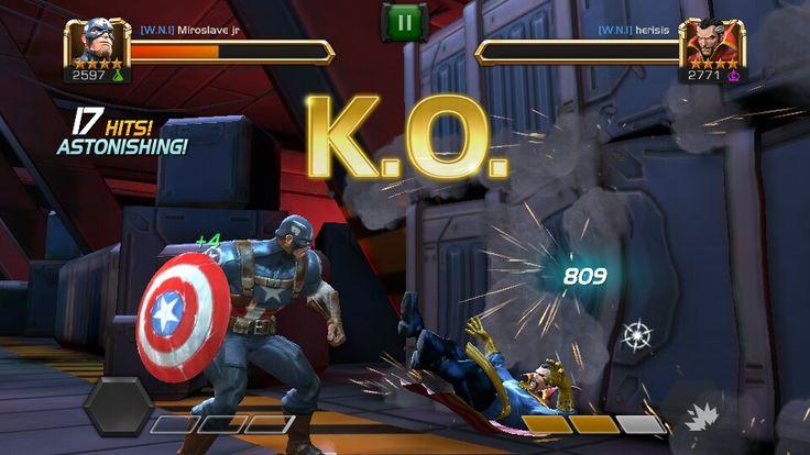 Captain America WWII vs Dr Strange