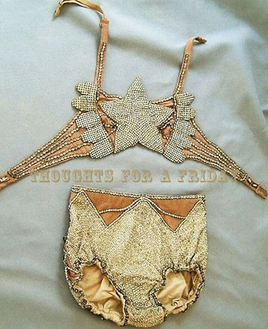 Gorgeous. A vintage circus performer's ensemble from the 1930's. Via SF Girl by Bay.