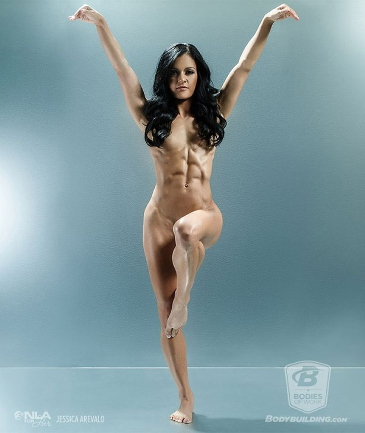 thin beutiful naked women