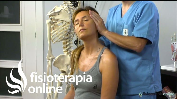 Estiramiento de cervicales. Músculos esternocleidomastoideos.
