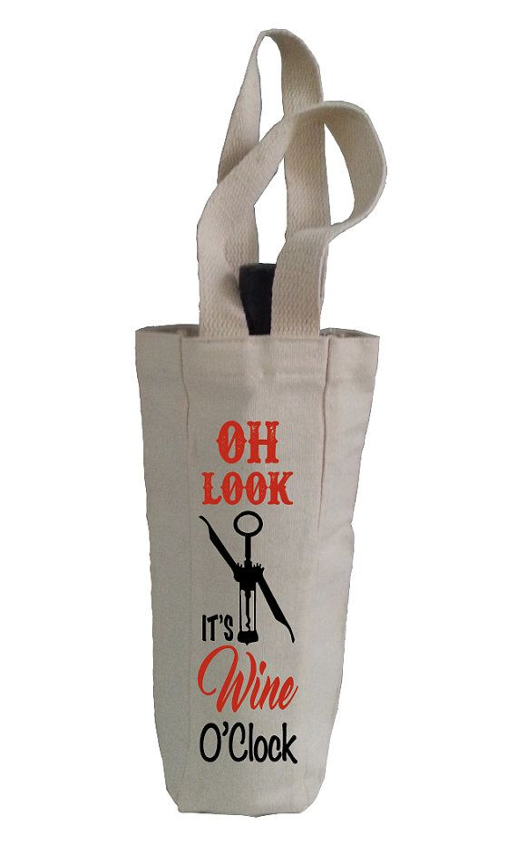 Single Bottle Wine Tote Bag, funny wine sayings,wine sayings,wine bags,wine bag,gift wine bag,canvas wine bag,canvas wine bags,wine tote