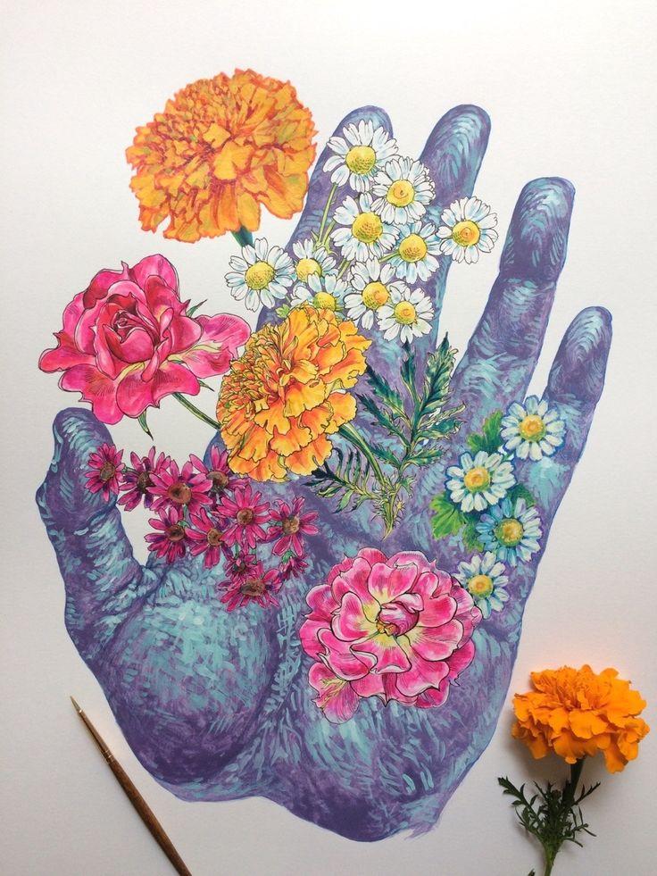 Malerische kunstwerke von noel badget pugh