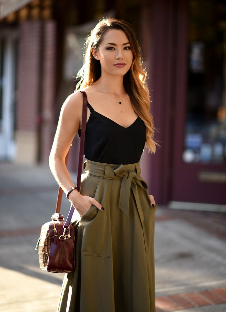Hapa Time - a California fashion blog by Jessica: Sultry Mauve
