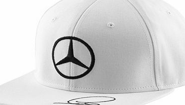 Brandon AB Mercedes AMG Petronas 2015 Lewis Hamilton Flat Get Lewis Hamiltons new 2015 replica flat brim cap. Mercedes star logo on front and Lewis signature on brim. http://www.comparestoreprices.co.uk/sportswear/brandon-ab-mercedes-amg-petronas-2015-lewis-hamilton-flat.asp