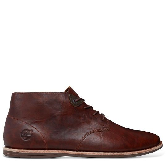 Men's Revenia Plain Toe Leather Chukka | www.timberland.co.uk