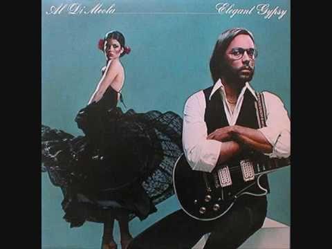 "Two fine guitarists, Al Dimeola & Paco de Lucia - ""Mediterranean Sundance"""