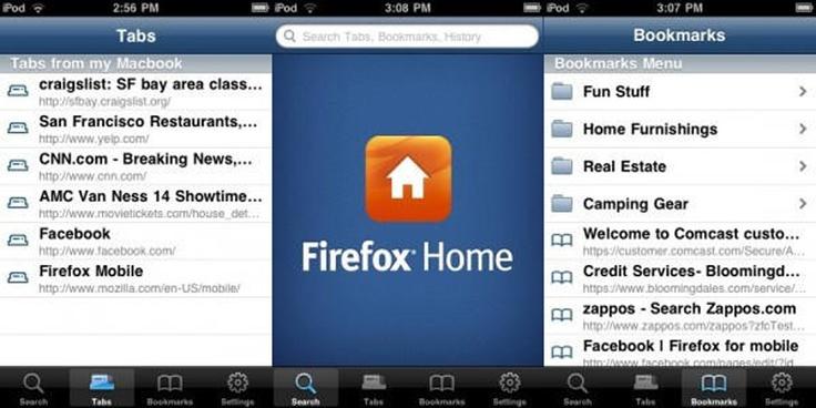 Firefox OS terá loja de apps – Exclusividade na VIVO | Mello