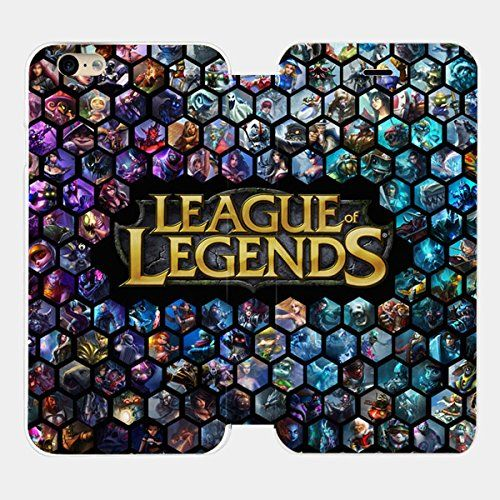 League of Legends Champions Custom Flip Cover for Iphone 6 and Iphone 6 Plus (Flip Cover iPhone 6 plus) flip cover http://www.amazon.com/dp/B00XRK00T6/ref=cm_sw_r_pi_dp_Qdcxvb1GWW8FB