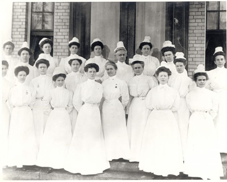 "The ""Sacred Twenty"": The Navy's First Nurses 