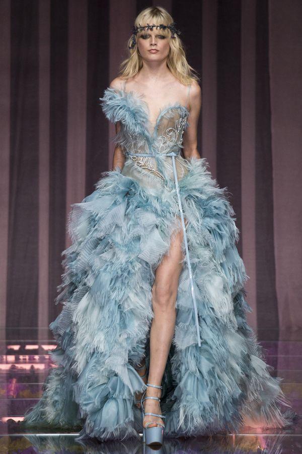 Fashion Week Haute couture in Paris / Неделя высокой моды в Париже от кутюр
