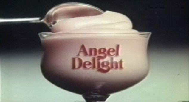 Angel Delight is another nostalgic favourite from the 1970s that is still going strong today