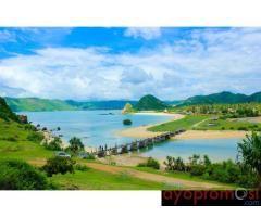 Pantai Seger Lombok #ayopromosi #wisata www.ayopromosi.com
