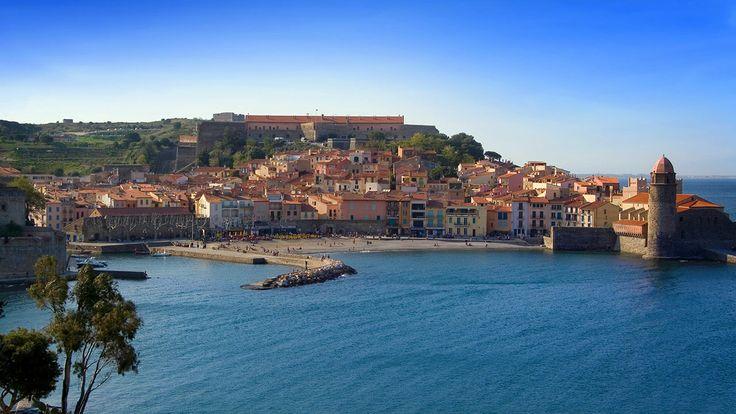 √OFFICIAL SITE - Les Mouettes Hotel Argeles sur Mer Hotel Collioure