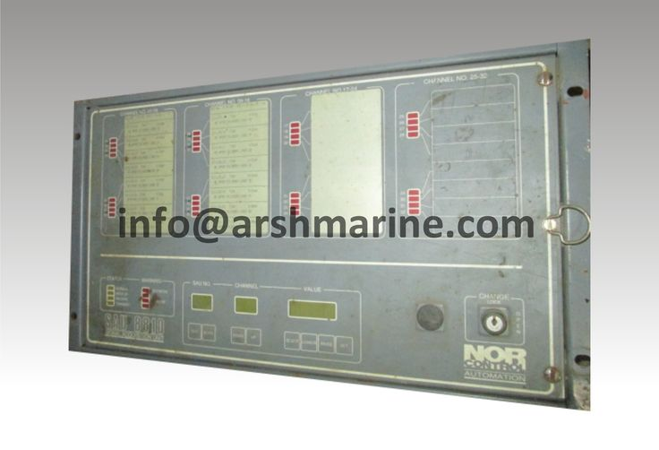 Nor Control Signal Acquisition Unit SAU 8810
