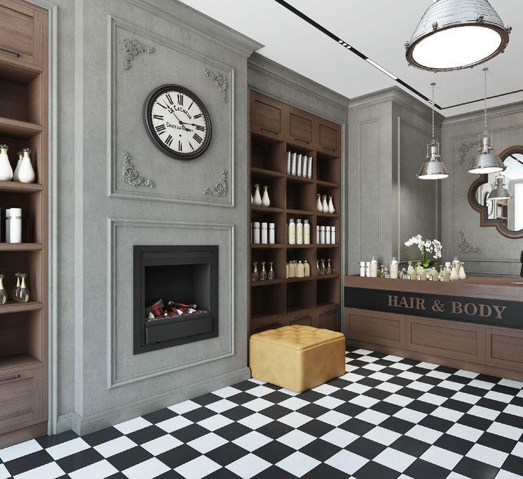 Shop - Камин в интерьере (3D) | PINWIN - конкурсы для архитекторов, дизайнеров, декораторов