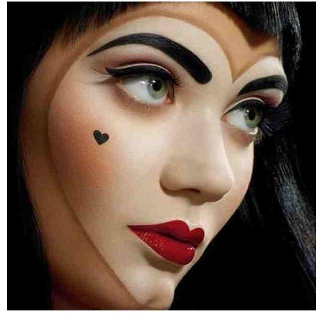 Make up Alex Box | Gives Good Face | Costume Makeup, Queen ...