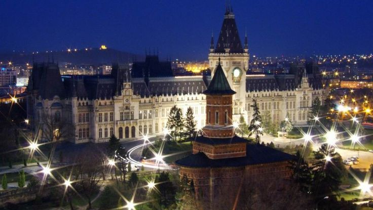Iasi – The most important cultural centre of Romania