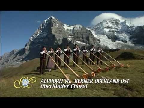 Alphornvereinigung Berner Oberland - Oberländer Choral 2010